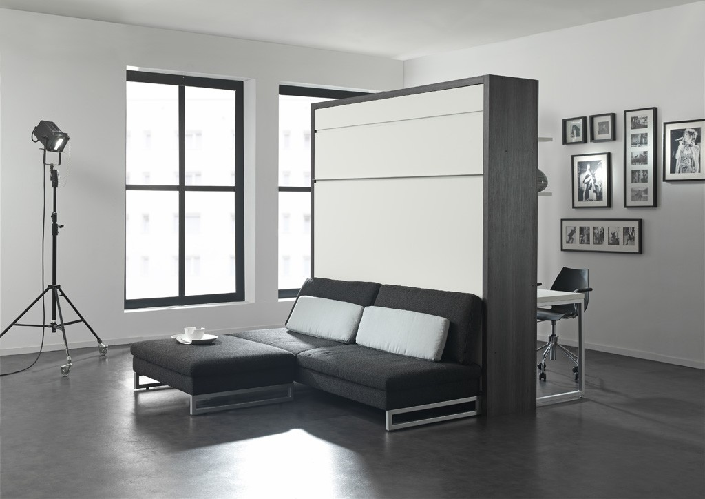 bedkast loft kastbed wandbed boone. Black Bedroom Furniture Sets. Home Design Ideas