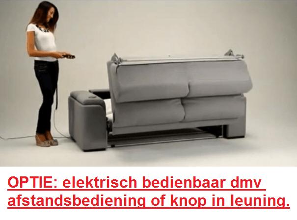 Slaapbank Elektrisch 2016