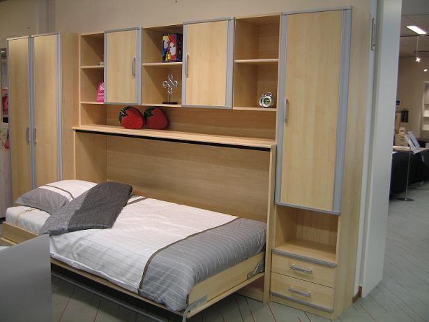 Slaapkasten speciaalzaak grote en mooie collectie slaapkasten voor logeren en dagelijks - Opklapbaar bedplafond ...