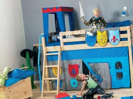 Flexa Halfhoogslaper Onderstel.Lifetime Kidsroom Merken