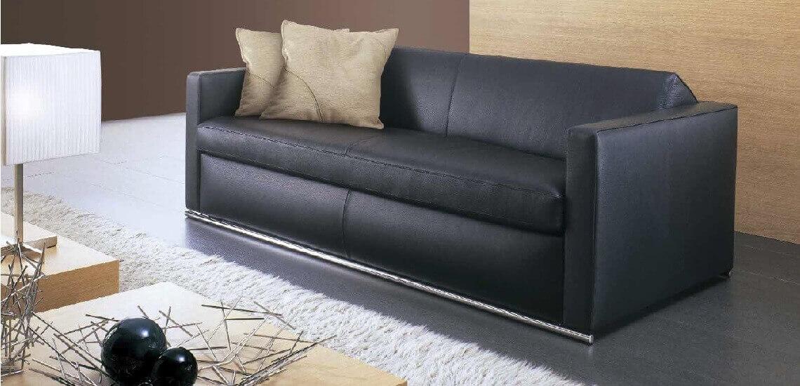 Slaapbank Ikea 2 Pers.One Room Living Ruimtebesparende Meubels