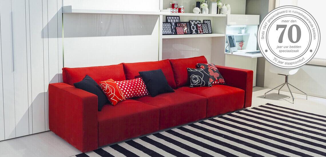 Slaapbank Kopen Amsterdam.One Room Living Ruimtebesparende Meubels