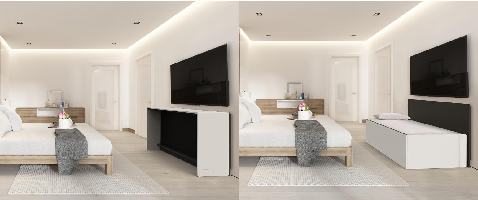One Room Living Ruimtebesparende Meubels